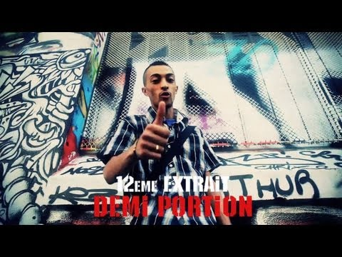 DEMI PORTION - T'AS LE DROIT - (Street Clip by DJ HAMDI) // 2011 // (Officiel) EXTRAIT #12