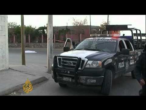 Mexico -drug enforcer admits 1,500 killings-