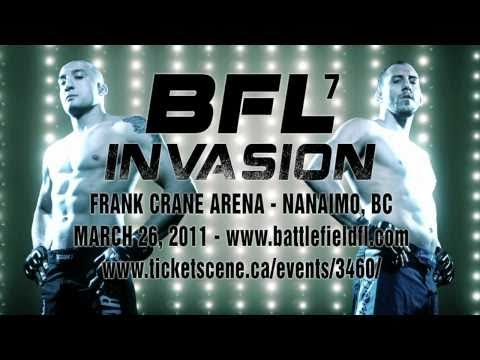 Battlefield Fight League presents Marcus Aurelio vs Ken Tran