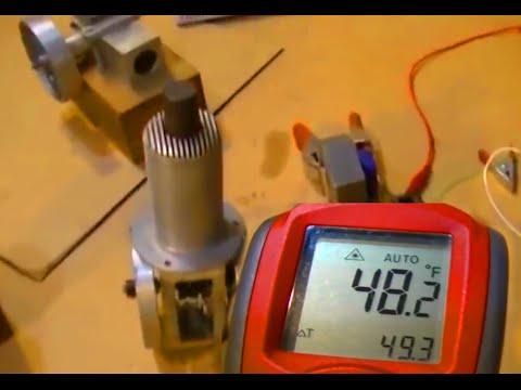 Stirling Cooler Stirling engine 12v DC power source FPSC Mechanical refrigerant free refrigeration
