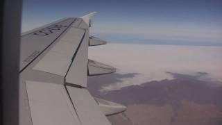 UFO widziane z okna samolotu