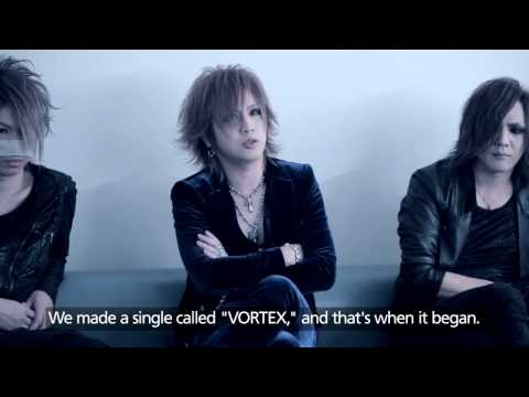 the GazettE Meet the Band 2012 - MTV81 (Parte1)