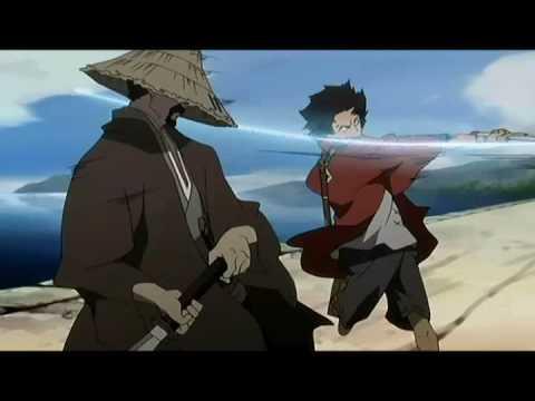 Samurai Champloo AMV: Gang Starr - Battle