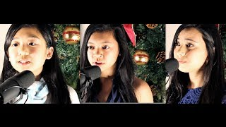 Do You Want To Build A Snowman - AJ Rafael, Jadyn, Justine, & Marilu [Christmas Series 2013]
