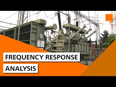 Frequency Response Analysis with OMICRON FRAnalyzer