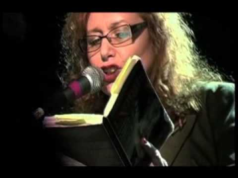 Vivien Goldman reads Exodus at Irving Plaza, NYC