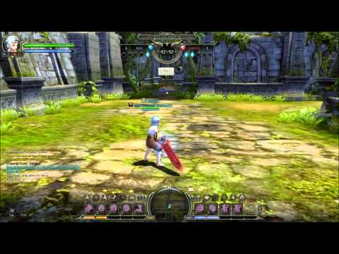 Dragon Nest SEA Pvp 32 Merc vs 32 SM (Both are good)