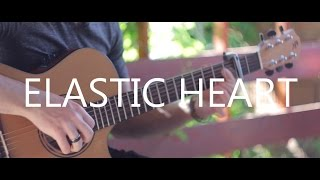Elastic Heart - Sia (fingerstyle guitar cover by Peter Gergely)