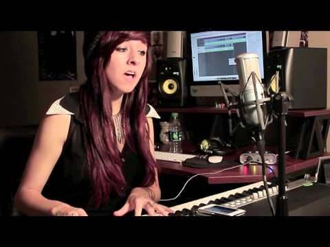 "Christina Grimmie singing ""Titanium"" - David Guetta feat. Sia"