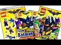 ???? LEGO BATMAN MOVIE Sneak Peak at Future Sets | DK Publishing Books Review