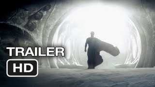 Man of Steel Official Trailer (2013) - Russell Crowe, Henry Cavill Movie HD