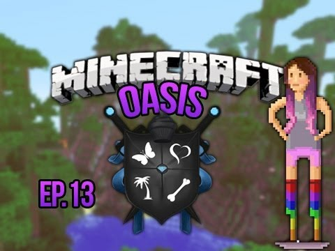 """""""AIR SHIPS"""" Minecraft Oasis Ep 13"""