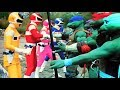 Черепашки-ниндзя: Помощь Рейнджерам