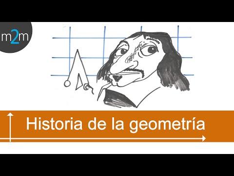 Breve historia de la geometría analítica - HD