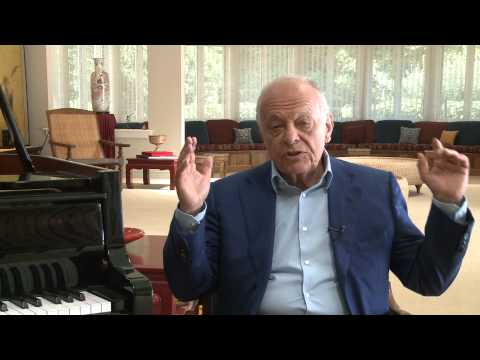 Maestro Lorin Maazel - Performance: October 29th, 2012