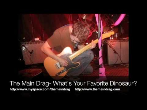 What-s Your Favorite Dinosaur? - The Main Drag