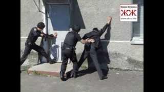 Как в Житомире работают бойцы ГСО