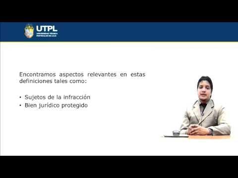 UTPL DELITOS INFORMÁTICOS [(CIENCIAS JURÍDICAS)(NUEVAS TECNOLOGÍAS APLICADAS AL DERECHO)]