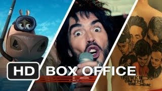 Weekend Box Office - June 15-17 2012 - Studio Earnings Report HD