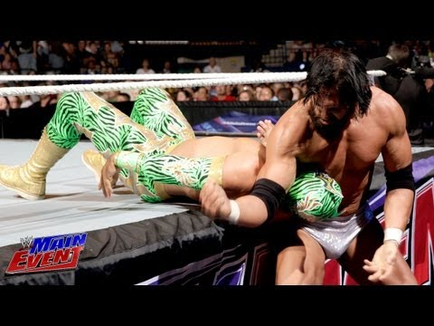 WWE Main Event - Sin Cara vs. Damien Sandow: WWE Main Event, June 12, 2013