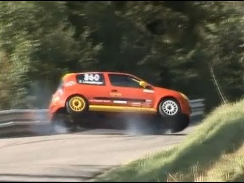 Terrific Highlights Hillclimbs 2010 Switzerland from FINGERVIDEO.CH - perfect sound
