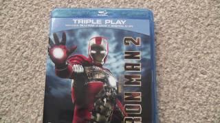 Iron Man 2 Blu Ray view on youtube.com tube online.