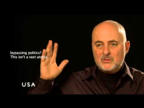David Brin (US): How do you see research and innovation making a difference ...?