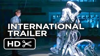 RoboCop Official International Trailer (2014) - Samuel L. Jackson Movie HD