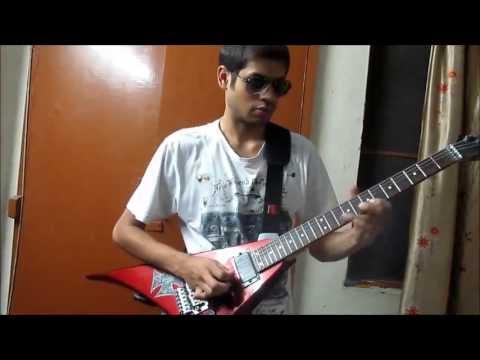 Sweet Child O Mine (Guitar Solo Cover) - revolution21 , Rock