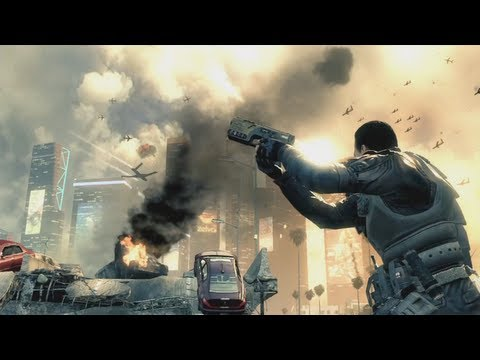 Behind the Scenes Preview - Official Call of Duty: Black Ops 2 Video