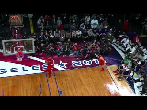 2011 NBA Slam Dunk Contest - Every Dunk  (Feb. 19, 2011)