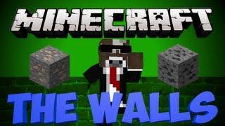 "HUGE Minecraft ""THE WALLS"" 80 PLAYER Minigame Server"