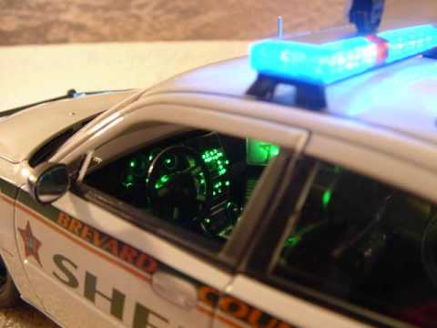 1/18 BREVARD COUNTY SHERIFF ~CUSTOM~