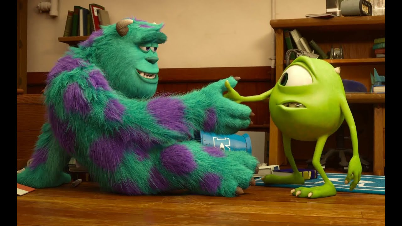 Monsters University - Official Trailer