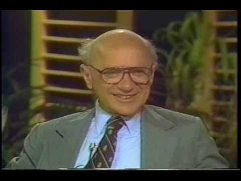 Milton Friedman on Donahue 1980 (1/5)