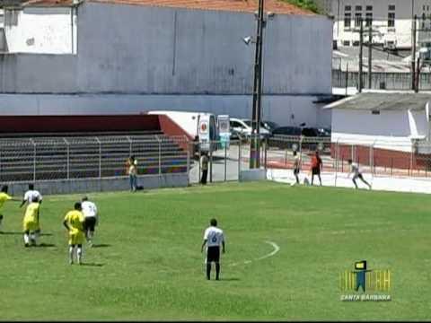 Pão de Açúcar 1x2 União Barbarense - Paulista A2 2010