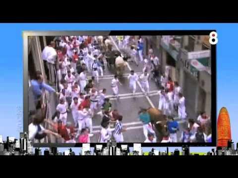 Arucitys 15072011 - Encierro San Fermin & Antonio Lobato