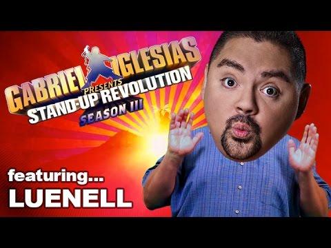 Luenell - Gabriel Iglesias presents: StandUp Revolution! (Season 3)