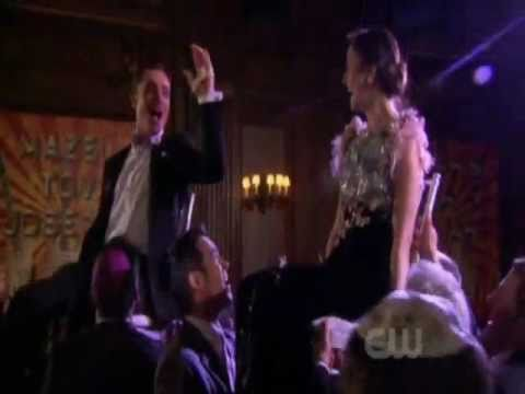 Gossip Girl Chuck &amp; Blair 4x22 Scene #4 Season Finale