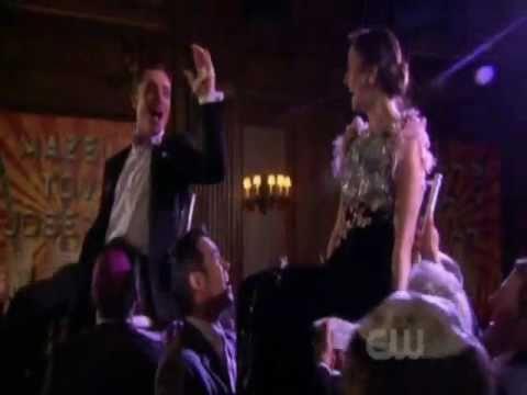 Gossip Girl Chuck & Blair 4x22 Scene #4 Season Finale