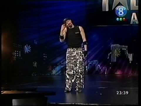 Talento Argentino 2009 Hip Hop Impresionante Maximiliano Chavarria (Alta Calidad)HIGH QUALITY