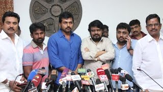 Watch Komban Urgent Press Meet Red Pix tv Kollywood News 01/Apr/2015 online