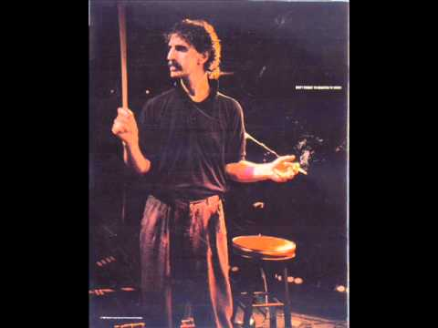 Frank Zappa - live in Dortmund, 1988-05-05 (audio) - part 1/2