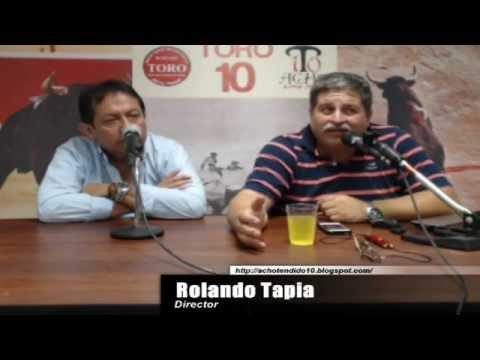 TORO TENDIDO 10 (26.01.15)