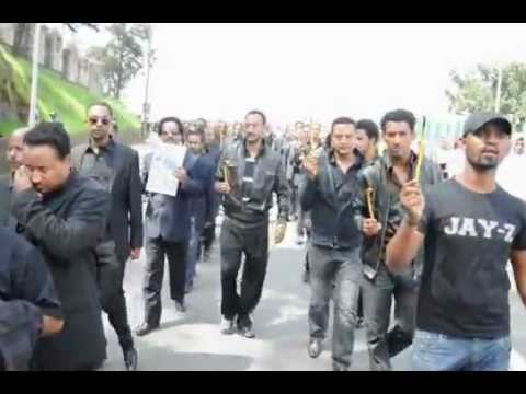 Artists  Journalists pay respect to Ethiopian PM