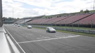 Hungaroring - 6 racing weekend Volkswagen Castrol Cup (1 wy�cig)