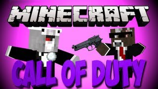 Minecraft CALL OF DUTY Minigame Server Plugin