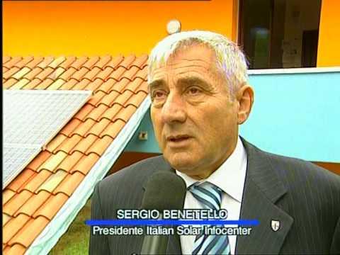 "Italian Solar InfoCenter srl ""Casa Passiva"" Eventi 02/10/07"