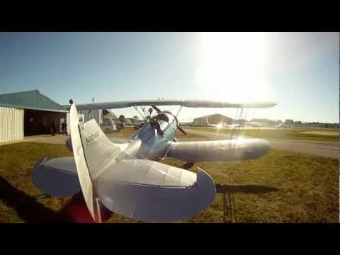 Florida Biplane Remix Rides, Kennedy Space Center, Florida Space Coast!