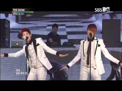 120406 Ledapple - SADNESS (Live)